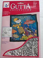 Widder Seidenmalerei Gutta Collection Schal