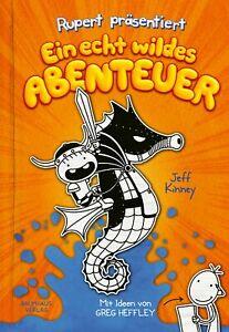 Rupert präsentiert: Ein echt wildes Abenteuer (2020), von Jeff Kinney, NEU*