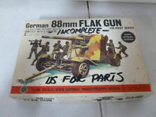 Bandai German 88mm Flak Gun 1/48