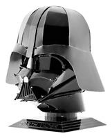 Fascinations Metal Earth Star Wars Darth Vader Helmet 3D Model Kit MMS314
