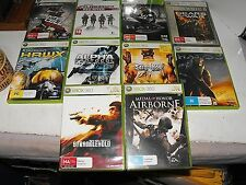 Halo-Gears Of War-Flashpoint Red River And More 10 Great Xbox 360 Games