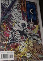 Marc Spector Moon Knight 55 MARVEL 1993 | 1st Platt published Art | 🌛CGC READY