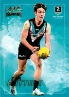✺New✺ 2020 PORT ADELAIDE POWER AFL Card ZAK BUTTERS Dominance