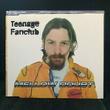 TEENAGE FANCLUB MELLOW DOUBT 1995 ALT ROCK INDIE CD SINGLE