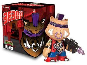 Bebop TMNT Teenage Mutant Ninja Turtles Designer Vinyl Urban Figur Kidrobot