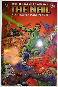 JUSTICE LEAGUE OF AMERICA: THE NAIL #1 (2000 DC) TPB Graphic Novel (NM+) 9.6-9.8