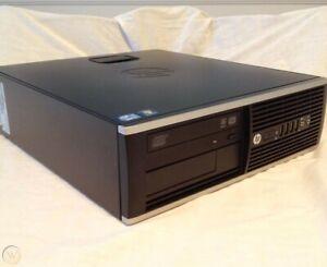 Fast HP 8200 QUAD Core i7 3.4GHz 16 GB 1 TB SSD Win10 Pro PC Desktop Computer