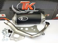 Auspuffanlage Turbo Kit GMax Honda Lead 100ccm SCV 100 JF11 2003-2007 Auspuff