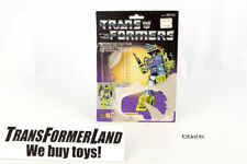 Mixmaster Card with blister Combiners 1985 Vintage Hasbro G1 Transformers