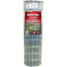 "YardGard 308301B Galvanized Welded Wire Fence, 14-Gauge, 4""x2"" Mesh, 36""x50'"