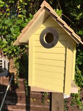 Blue Tit Small Bird Nesting Box / House