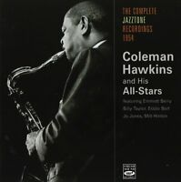 Coleman Hawkins THE COMPLETE JAZZTONE RECORDINGS 1954