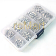 Yeah Racing Steel Screw Assorted Set 400pcs EP 1:10 RC Car On Off Road #SSS-400