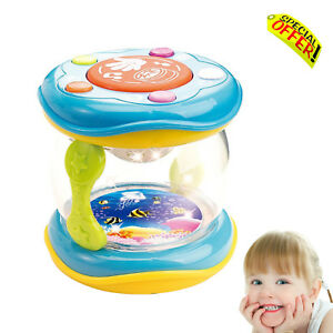 Calming Autism Sensory Toy Music LED  Learning Kids Special Needs Game