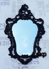 Miroirs noir pour la salle de bain