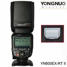 Yongnuo YN600EX-RT II HSS TTL Master Blitz Blitzgerät mit Diffusor für Canon DE