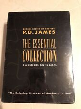 P.D. James: The Essential Collection (DVD, 2005, 13-Disc Set)