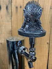 Iron Throne Tap Handle For Beer Keg Kegerator Game Of Thrones TV Show