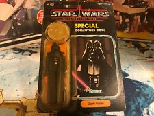 1984 Star Wars POTF Power of the Force 92 Back Darth Vader Action Figure MOC