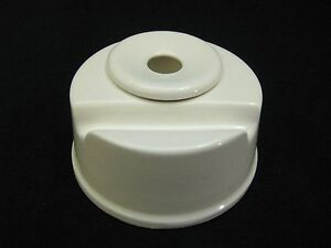 WHITE Porcelain Calligraphy pen ink pot inkwell dip pen stand inkwell stand