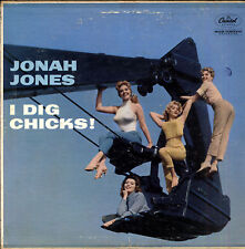 Jonah JONES I dig Chicks US LP CAPITOL 1193