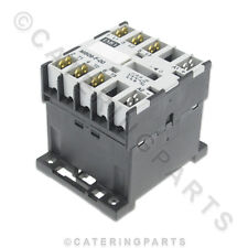 IMO MB09-F-00 9A CONTACTOR / RELAY WITH PUSH FIT TAB TERMINALS 220-240v COIL