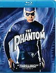 The Phantom Used Blu-ray Billy Zane RARE OOP