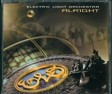 Electric Light Orchestra  ELO  CD-SINGLE  ALRIGHT  ( PROMO)  NEAR MINT