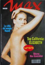 Max-'95-ELIZABETH NOTTOLI,Johnny Depp,Paola Barale,Gabriel Batistuta,Duran Duran