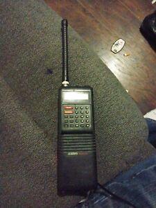 UNIDEN BC200XLT 200 Channel Radio Scanner TESTED