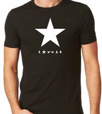 Cotton Blend David Bowie T-Shirts for Men