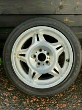 "GENUINE BMW E36 17"" M3 STYLE 24M FRONT ALLOY WHEEL SINGLE RIM EVO MOTORSPORT"