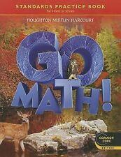 Go Math!: Student Practice Book Grade 6