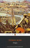 Utopia, Paperback by More, Thomas, Sir, Saint; Baker-Smith, Dominic (TRN), Br...