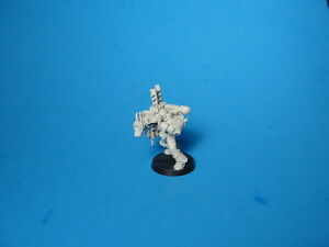 GW Warhammer 40K Chaos Space Marine Havoc w/ Missile Launcher Finecast g41