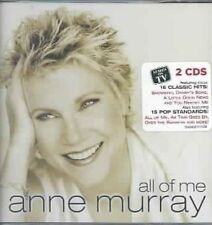 All of Me by Anne Murray (CD, Jan-2005, 2 Discs, EMI Music Distribution)