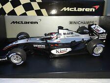 1:18 Minichamps #530 031816 Kimi Raikkonen McLaren MP4/18 Test Car #6 2003