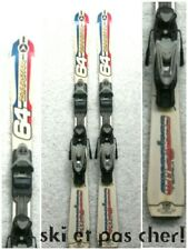 "ski enfant DYNASTAR ""OMEGLASS"" tailles:130cm/140cm+fixations"