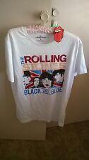 "The Rolling Stones ""Black and Blue"" tshirt licensed by Bravado Merchandising"