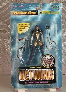 McFarlane Toys Wetworks Series 1 Mother-One ultra action figure. MOTHER ONE-NIP.