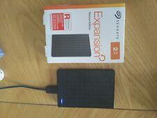 Seagate Expansion 2TB Portable Hard Drive