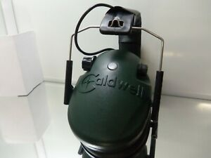 Caldwell Electronic Noise Cancelling Ear Protection - #487557 - LN -