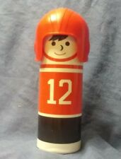 1972 New- Avon Grid Kid Hair Trainer- 8oz- Full- Football- Sports