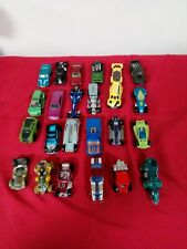 Collection Of 24 Hot wheels Cars