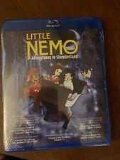 Little Nemo Anime Movie Blu Ray Discotek Official Release