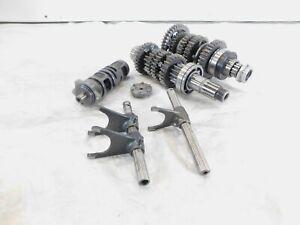 2008-2010 Kawasaki Ninja 250 250R EX250 Transmission Gears & Shifter Drum Forks
