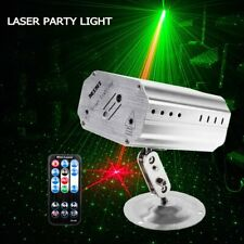 Lichteffekt RG LED Laser Projektor Disco Xmas Party Dekor DJ Bühnenbeleuchtung