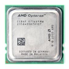 AMD Opteron 2220 2x2.80ghz osa2220gaa6cx socket/Socket F Dual Core CPU Processor
