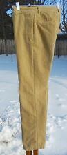 Vintage Lindland's CORDAROUND Pants 30x32 - Peg Legs, Unique Horizontal Corduroy
