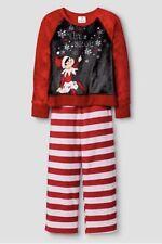 Elf on the Shelf Christmas Plush Warm Pajama Set Shirt Pants Youth Kids XS NWT
